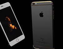iPhone 6S Black&Gold Limited Edition