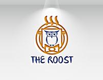 Restaurant Logo with an Owl
