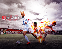 Ismail El haddad 25 WAC