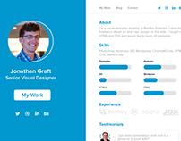 Interactive Portfolio Prototype