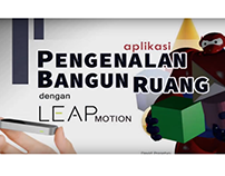 Leap Motion: Geometry Learning Application