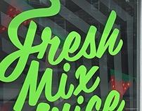 Fresh Mix Juice