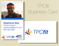 TCPfit business cards