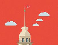 Istanbul print