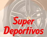 Infografia Super Deportivos