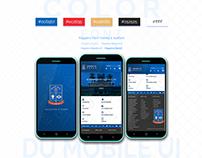 Mobile Application UI Design With Free Mockups