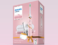 Philips Sonicare Packaging Promotions (AU)