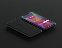 Purple iOS UI Kit