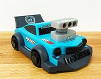 Mazda RX-3 Toy Car