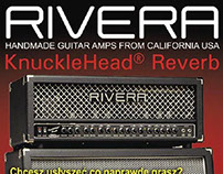 Rivera Amps