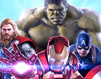 AVENGERS SUPER SATURDAYS