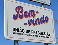 BEM-VINDO • SIGN PAINTING