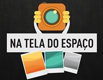 Imagens Na Tela do Espaço - Itaú Cinemas