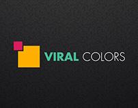 Viral Colors Concept