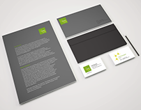 Identity Design - Green Trendz Global