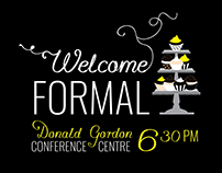 Welcome Formal