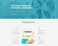 PE Business WordPress theme