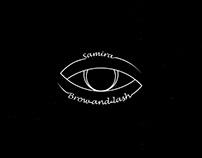 """Samira-Brow and Lash"" logomotion"