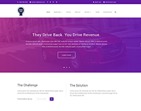 Drive Sure Website Design