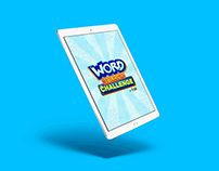 Word Search Challenge-Game UI/UX