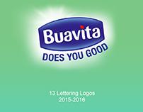 13 Lettering Logos