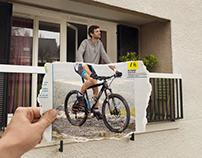 """Yann Le Pape """"End of Laziness"""" Decathlon Campaign"""