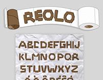 Reolo   Tipografia