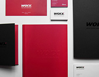 Worx - New Stationary