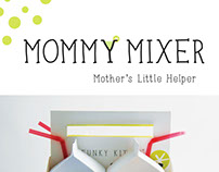 Package Design Kitch - Mommy Mixer