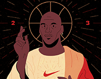NBA illustrations