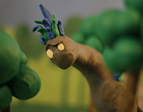 Lumber: Claymation