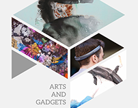 Arts And Gadgets 14-10-2015