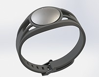 Shine Fitness Watch Accessory Concepts