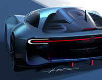 Bugatti Type 100