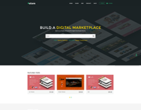 Olam Digital Marketplace Theme