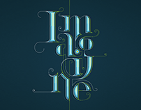 Imagine Typography
