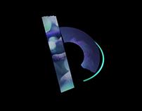 Darcy Turenne logo animation
