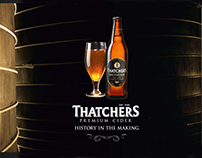 Thatchers Vintage – Press Ads