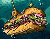 S.S. Submarine