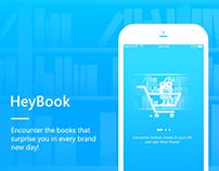 HeyBook App