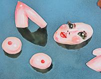 Mermaid's Daydream