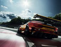 Aston Martin Vulcan - Racing