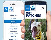 Animal Shelter Website/Mobile Design