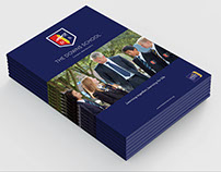 The Downs School, West Berkshire, Prospectus Design