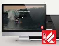FUEL TV EUROPE - Coming soon landing page