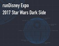 runDisney Expo: The Dark Side Half Marathon