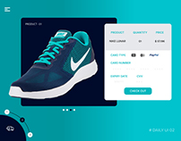 #Daily UI-02 #Checkout