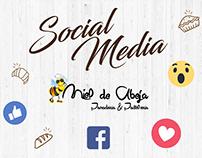 Panadería Miel de Abeja | Social Media