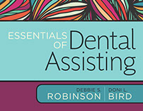 Book Cover Design: Essentials of Dental Assisting