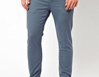 FashionNuevo Denim and Non Denim Jeans for Men